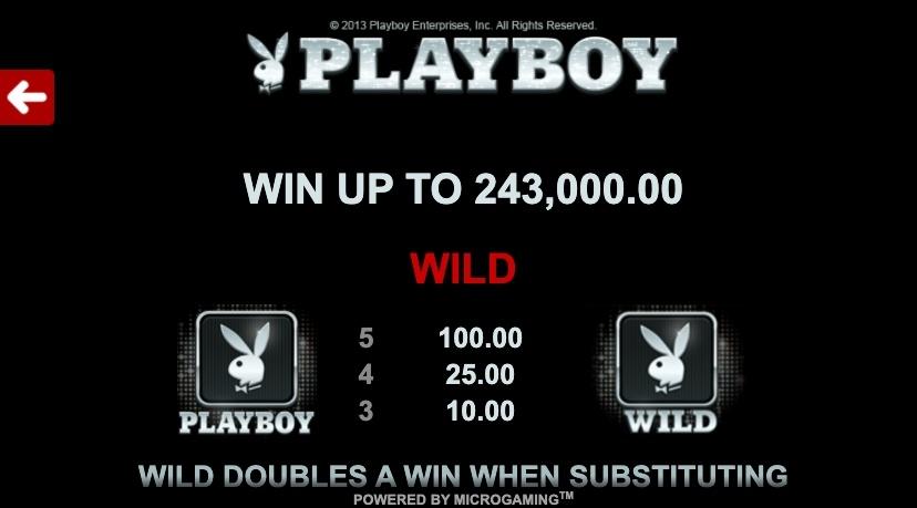 playboy-slot-winning-symbols