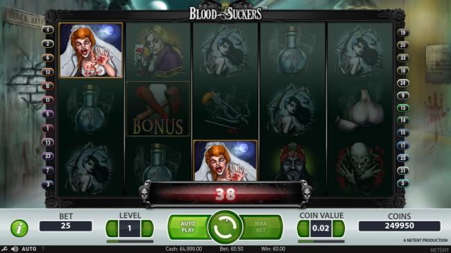 blood suckers slot design2
