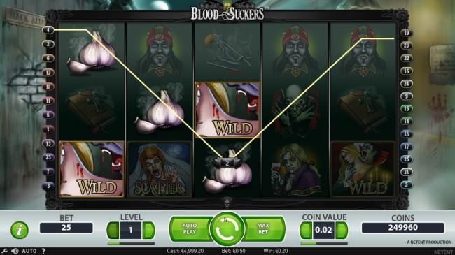 blood suckers slot design3