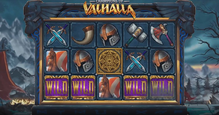 champions of valhalla design