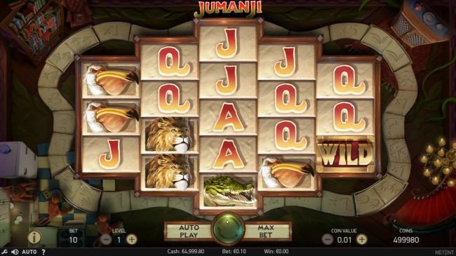 jumanji slot design3