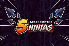 Legend of 5 Ninjas