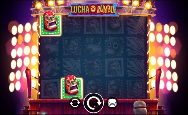 lucha rumble design2