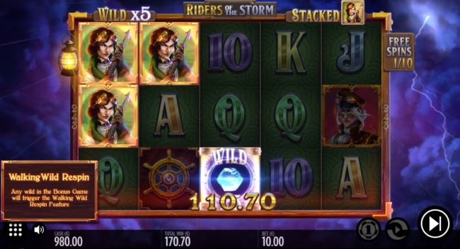 riders of the storm slot design1