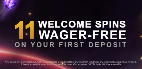videoslots wager free spins