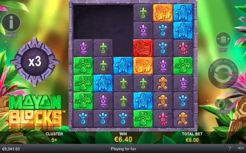 mayan slots multiplier